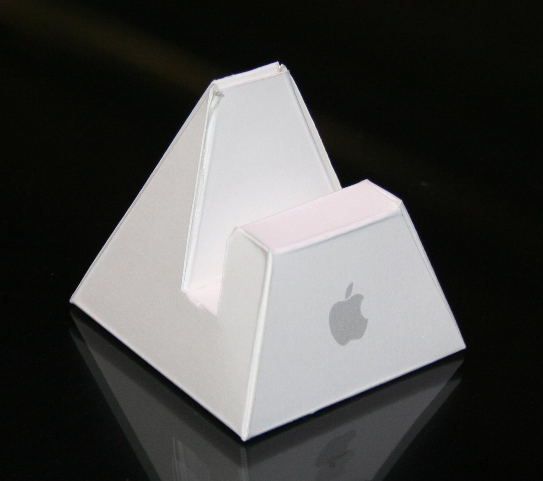PAPER IPHONE DOCK STAND EBOOK
